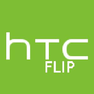 HTC Flip flip words