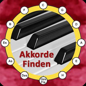 Akkorde finden - Chords finder akkord