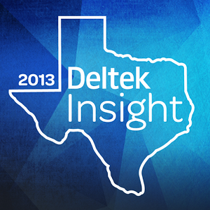 Deltek Insight 2013 deltek expense sticker