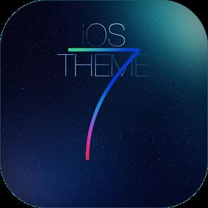 iOS 7 GUI Theme