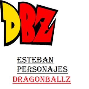 Dragon Ball z Esteban