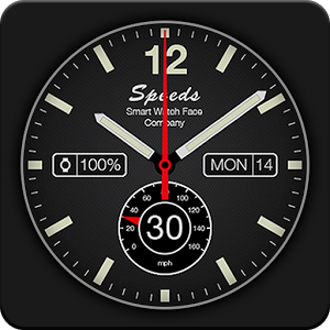 Speeds Watch Face Pro