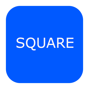 Square Theme for Go Launcher