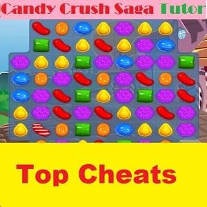 Candy Crush Saga cheats 2