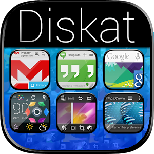 Diskat Premium - Icon Pack premium pack