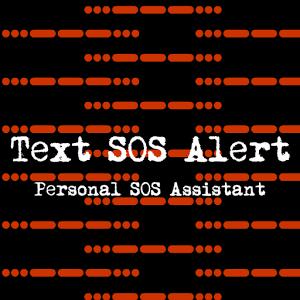 Text SOS Alert