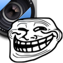 Troll face - Rage Photo Maker photo photos rage