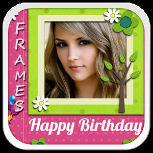 Birthday Photo Frame & Collage