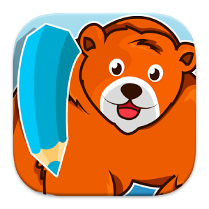 Bears: Coloring Game