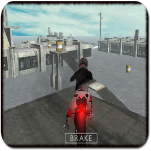 Mad City Motor Bike Racing