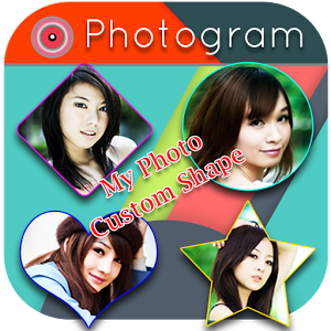 PhotoGram : Insta Shape Share effects insta share