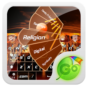Religion GO Keyboard Theme