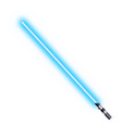 Battery Widget Lightsaber Full