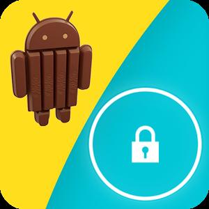 KitKat Lockscreen -Android 4.4 android information kitkat