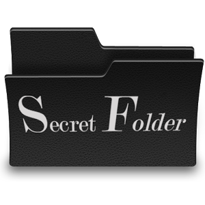 Secret Folder folder machine phone