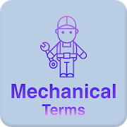 Mechanical dictionary and terms