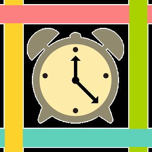 Label Alarm Clock(Alarm&Task) alarm local manual