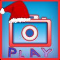 Christmas Camera Fun camera christmas globes