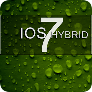 IOS 7 Hybrid - Theme hybrid broiler project report