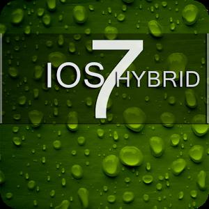 IOS 7 Hybrid - Theme