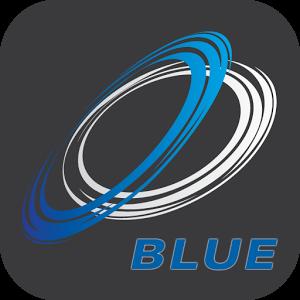 SelfLoops Group Fitness Blue