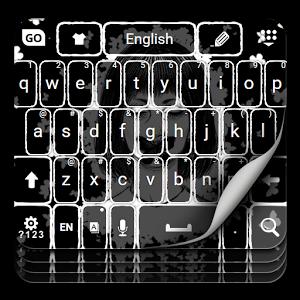 Background for Keypad keypad