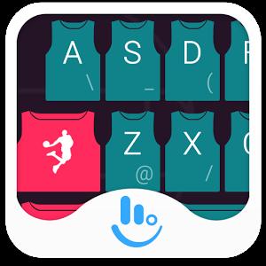 Basketball Keyboard Theme