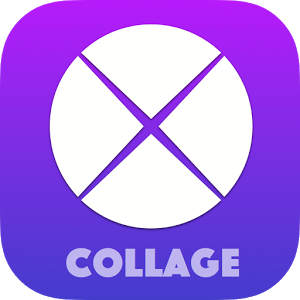 X collage:photo collage editor collage magazine photo