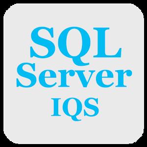 SQL Server IQS meter server