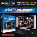 Satellite PC TV free satellite tv