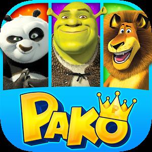 Pako King: DreamWorks