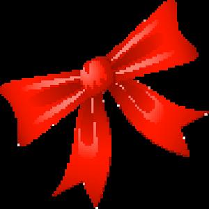 Red Bow Screenlock emoji rocket screenlock