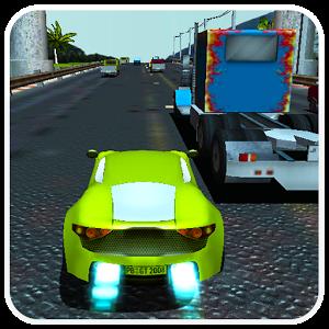 Traffic Car Driver