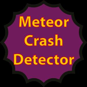 Meteor Crash Detector