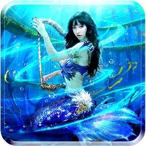 Mermaid LiveWallpaper