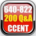 CCENT 640-822 Real Exam