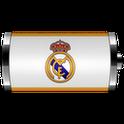 Real Madrid : Battery Widget