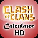 Clash of Clans Calculator HD
