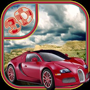 3d Desert drive