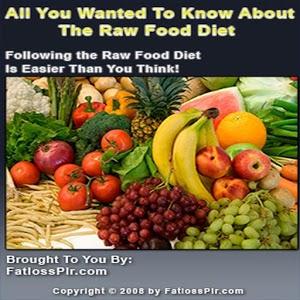 Raw Food Diet Tips