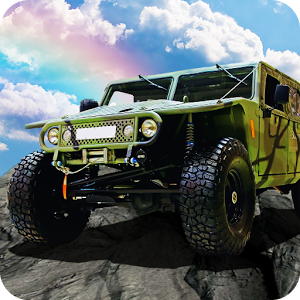 Extreme 4x4 Off Road Jeep