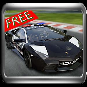 3D Crazy Pursuit Police Racing
