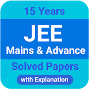 15 Years Jee Main , Advance & AIEEE Solved Papers