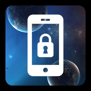 iOS 7 Galaxy Space Lockscreen