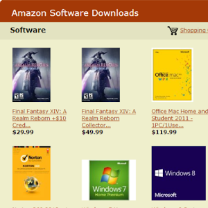 Amazon Software Download
