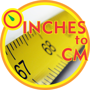 Inch to CM converter inch loyalty theme