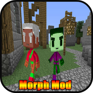 Morph Mod For MineCraft Guide