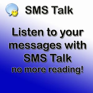 SMS message talk