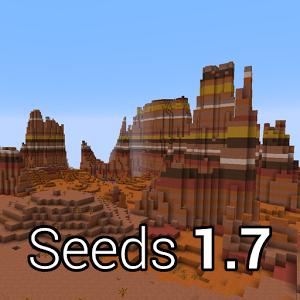 Minecraft Seeds seeds