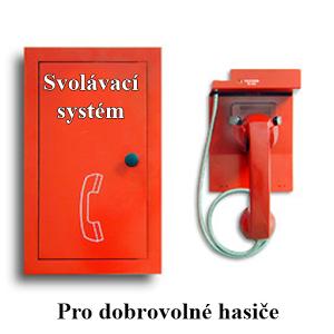 Svolávací systém pro SDH